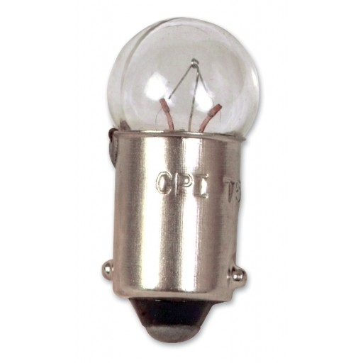 Bulb, #53, Incandescent, Mini, 1Cp