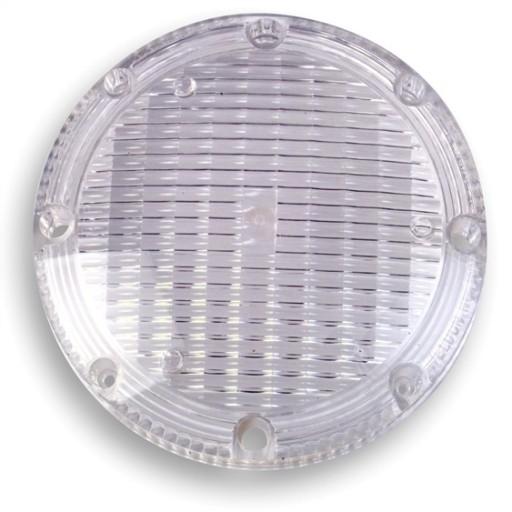 """Lens, Acrylic, 1020 Series 7"""" Clear"""