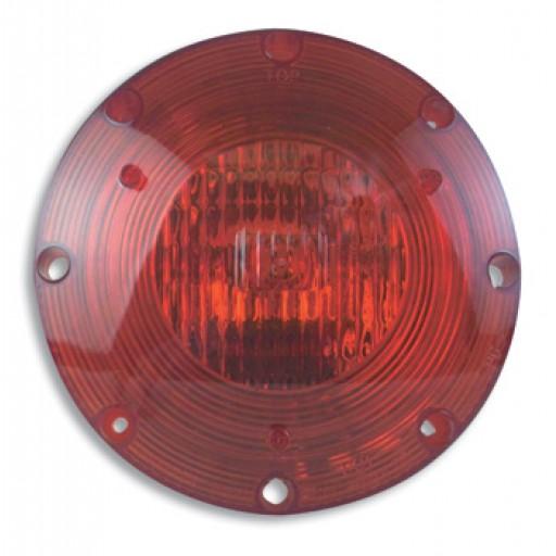 Pupil warning light in red