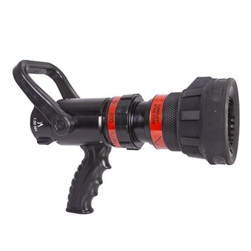Mid-Range Turbojet Nozzle with Pistol Grip
