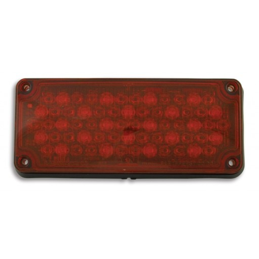 LED, 3x7 Stop & Tail, Panel, Red