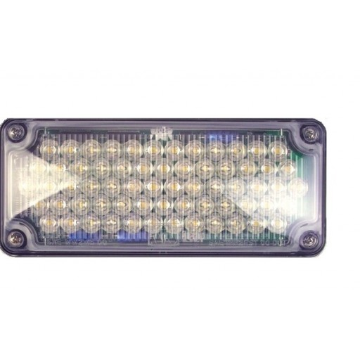 LED, 3x7 Auxilliary Backup, Panel, Clear