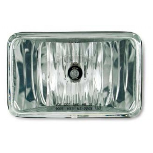 Headlamp, 4 x6 Composite High Beam 65W