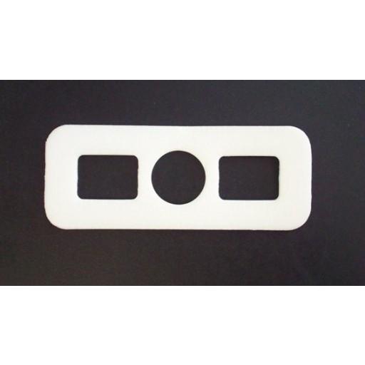 Gasket, Lens, 5000 Series