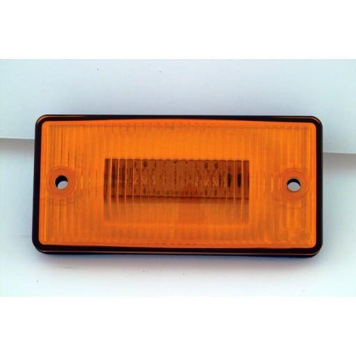 Marker Lights, LED Flush Mount, Amber