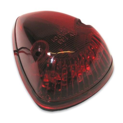 LED, Cab Marker Light, Red