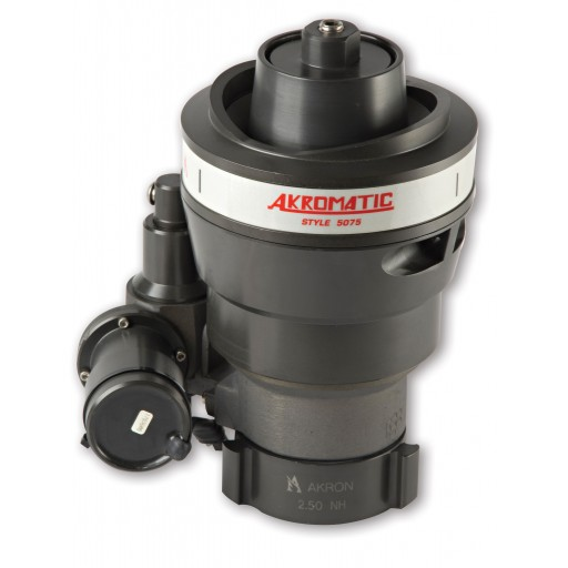 Akromatic 1250 Electric Master Stream Nozzle