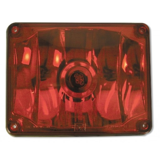 Assembly, Lens/Refl, SF-Red, 7800 Series