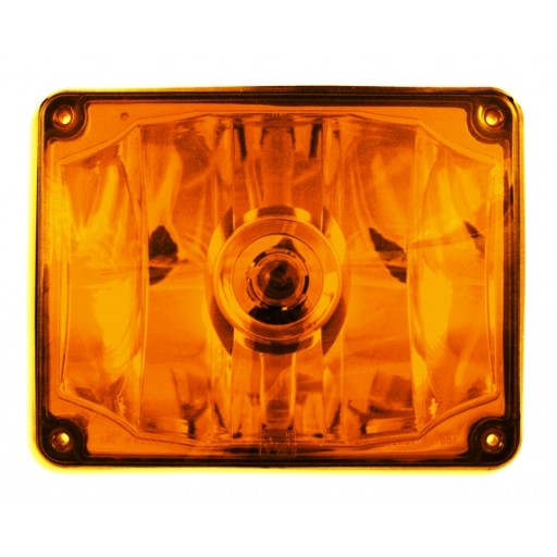 Assembly, Lens/Refl, DF-Amber, 7800 Series