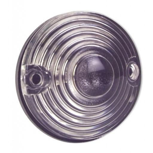 Stepwell, w/Boot, #89 bulb, Clear