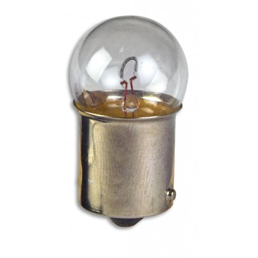 Bulb: #67, Incandescent, SC, 4Cp