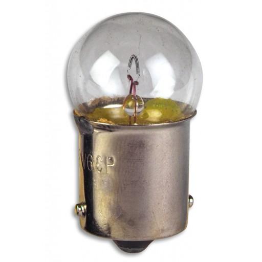 Bulb: #89, Incandescent, SC, 6Cp