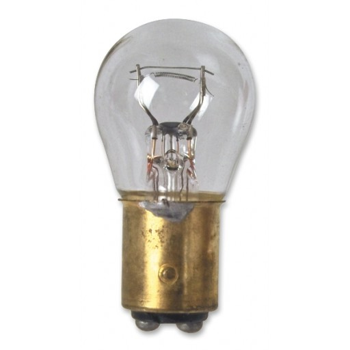 Bulb: #2357, Incandescent, DC, 40/3Cp