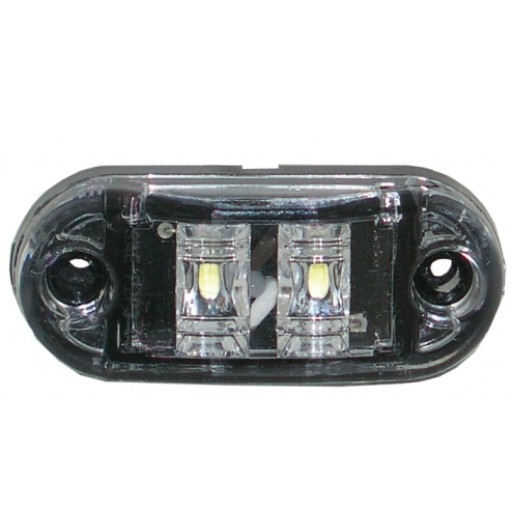 LED Utility Marker Lamps in White