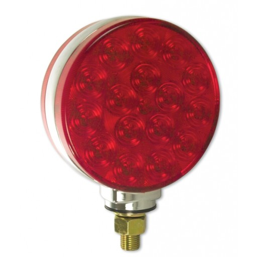 LED Dual Face Outrigger Lamp Red/Red