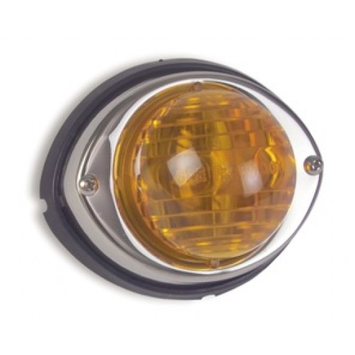 Marker Lights with Ground Tab, #1157 Bulb, Amber