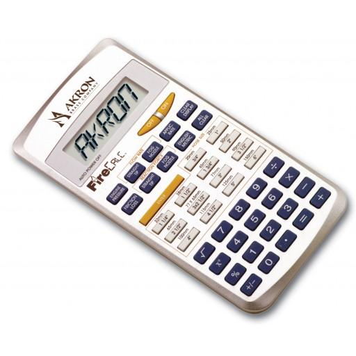 FireCalc Pocket Calculator