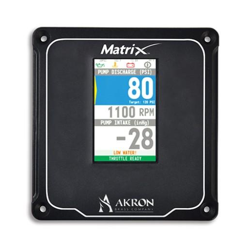 MatrixDISPLAY - Pressure Governor Panel Mount Display only