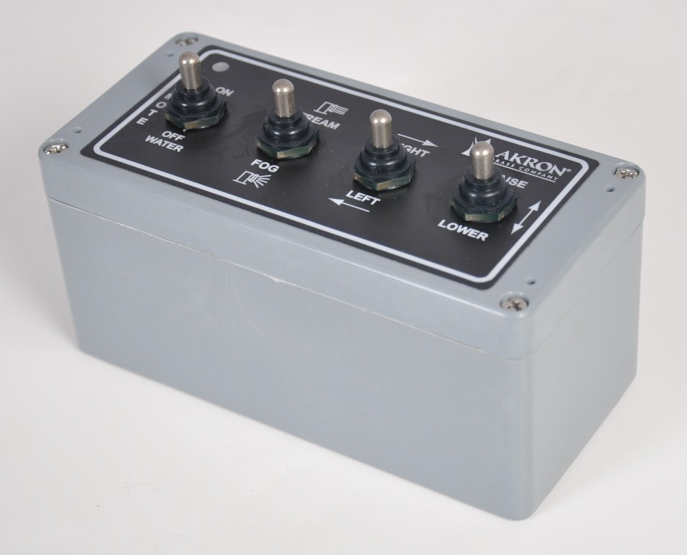CAN Toggle Switch Box