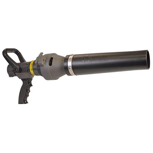 Quick attack foam tube for quot turbojet nozzles