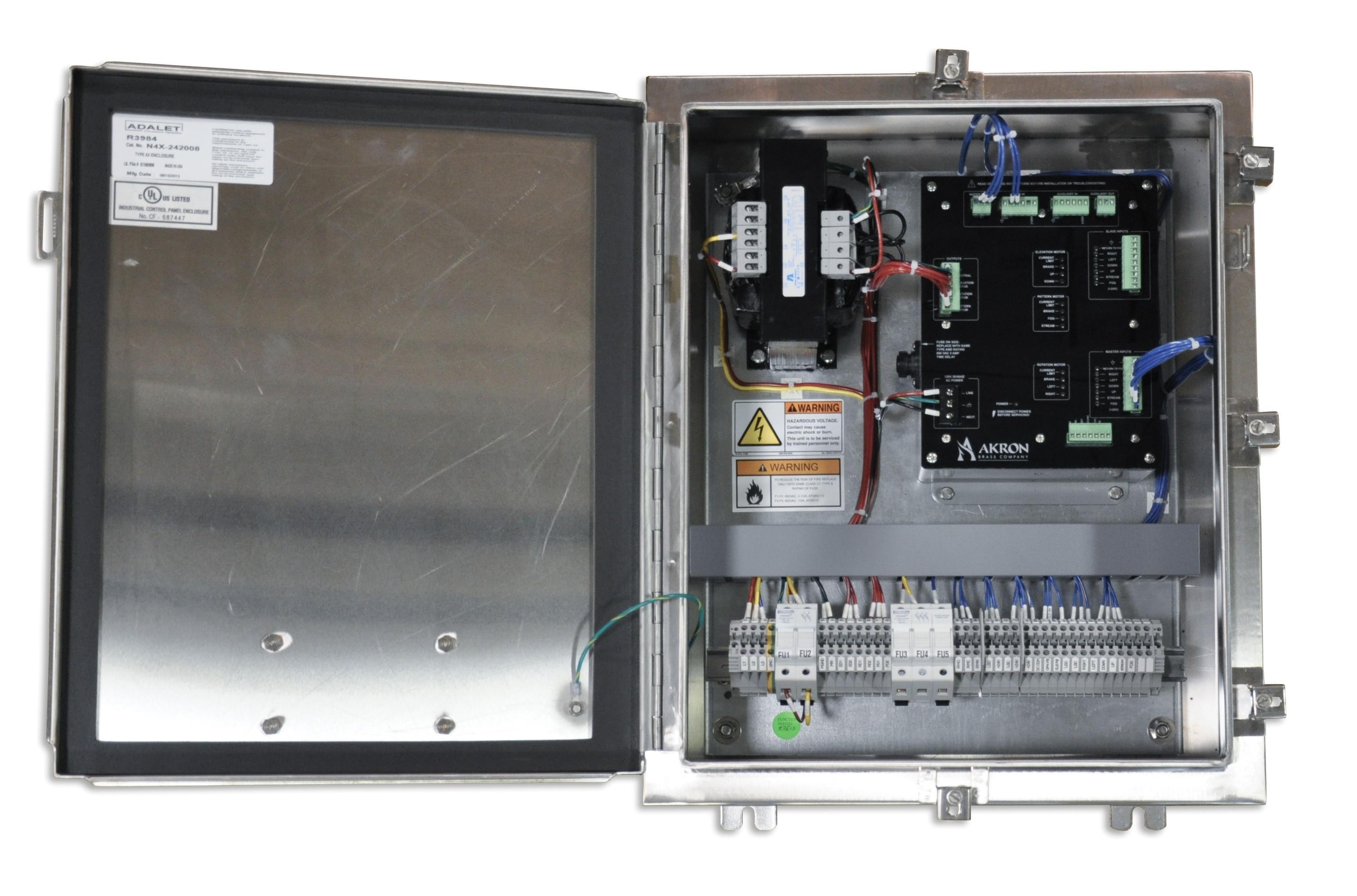 Conquest Remote Control Monitor System