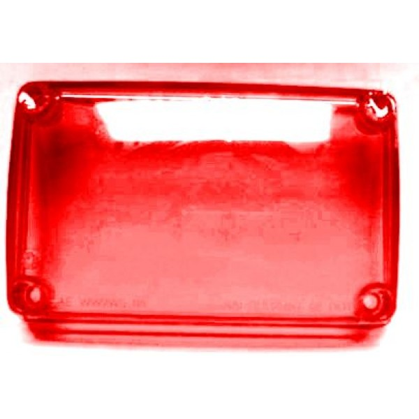 V34 Replacement Lens, Red