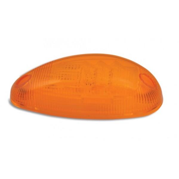 Amber LED Turn/Marker, Amber Lens