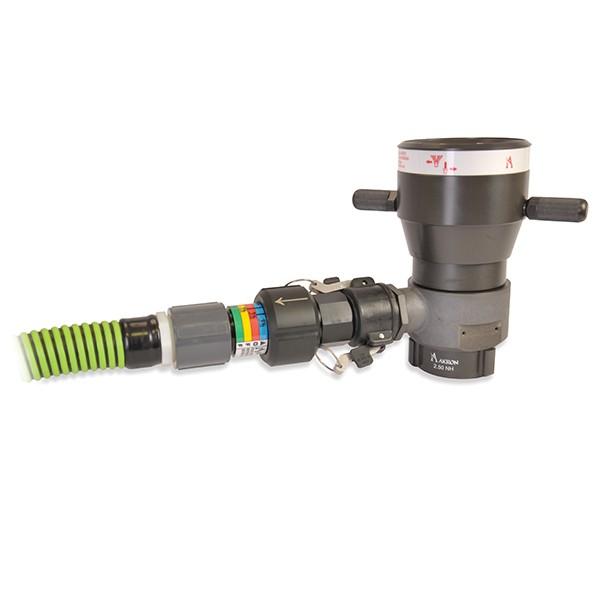 Style 4475 AkroFoam w/metering valve
