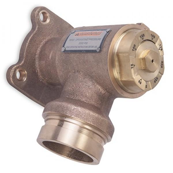 Intake Pressure Relief Valve