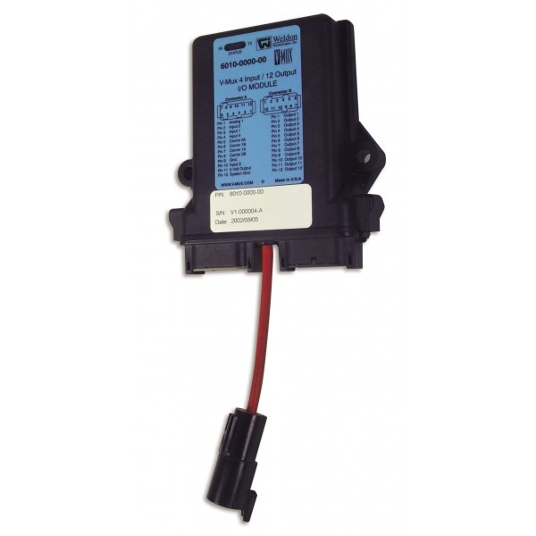 V-MUX 4x12 Mini Input/Output Node