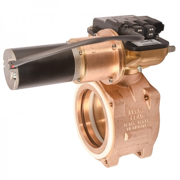"""4"""" Swing-Out Valve (Body Only)"""