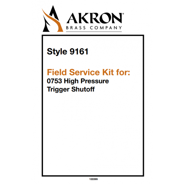 Field Service Kit for Style 753