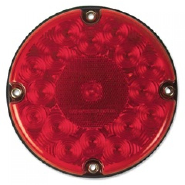 """7"""" LED Stop & Tail, Red"""