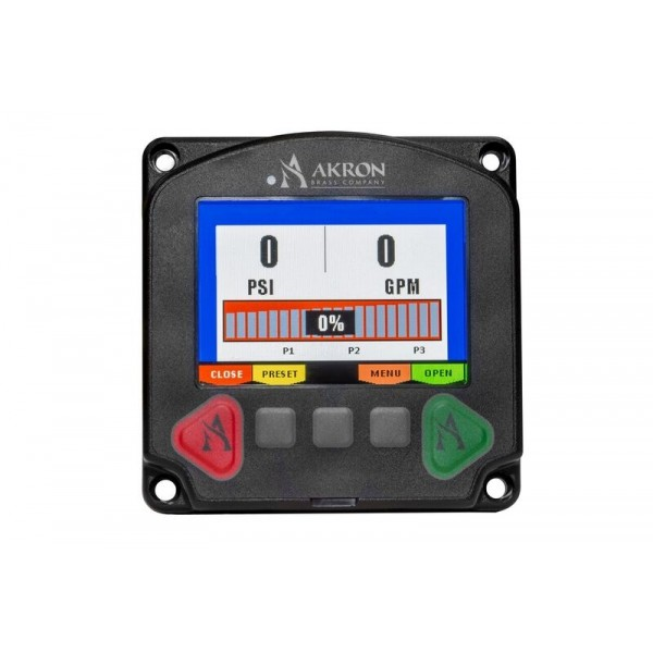 Navigator Pro 2.0 Valve Controller with pressure and flow