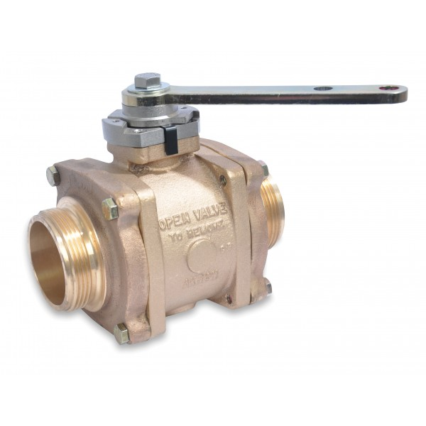 "2"" Generation II Swing-Out Valve (Body Only) with stainless ball"