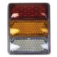 Tri, 3x7 Lamps, LED Stop & Tail, Seq Turn & Backup w/Duetsch-Lh