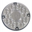 "7"" LED Backup, Clear"