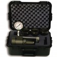 2 1/2'' (65 mm) Flow Test Kit with Case (Low Flow Kit)