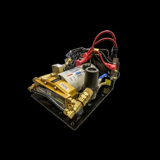 2.1A Foam System