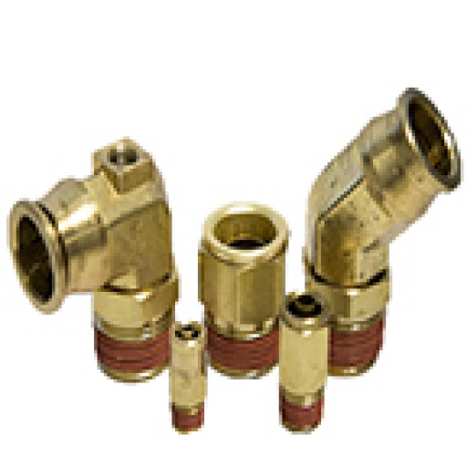 DOT Push-On Fittings