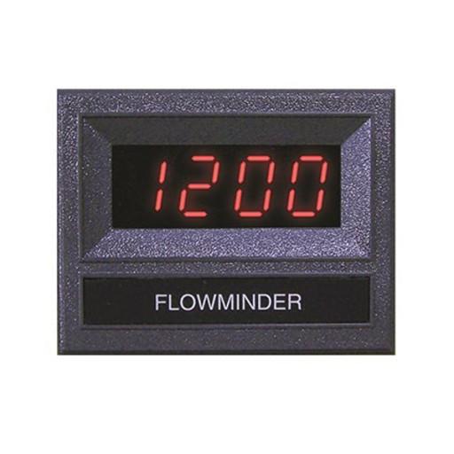 SSD Flowminder display