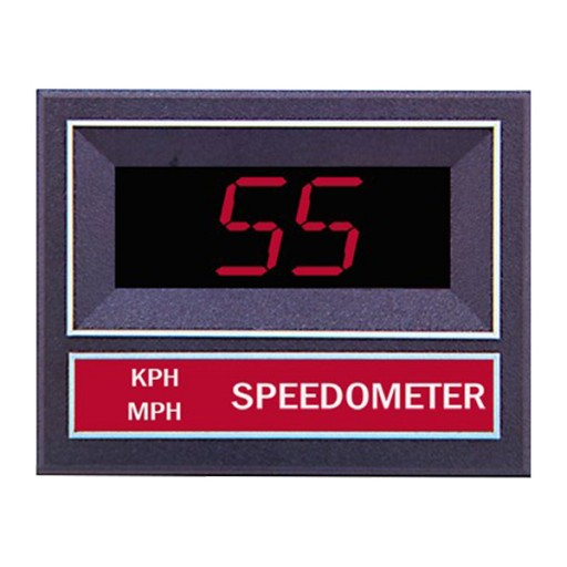 Officer's Speedometer
