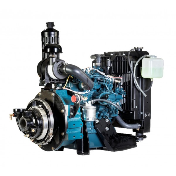 PowerFlow HPX75-KBD24 High-Pressure Wildland Water Pump