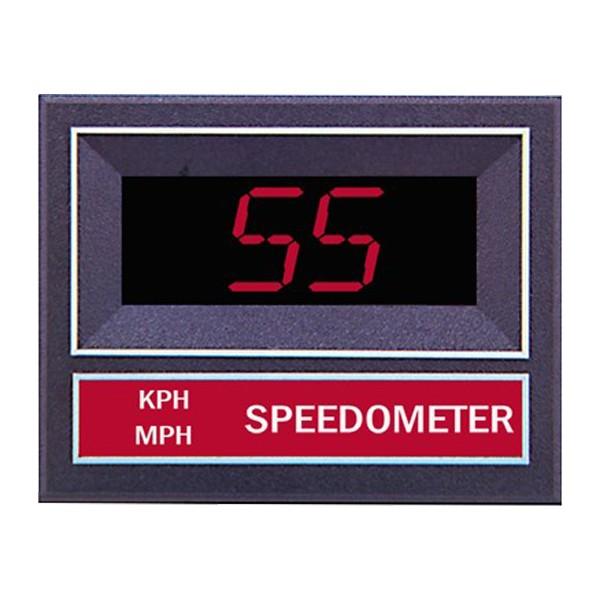 SSD Speedometer