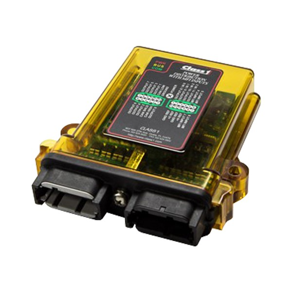 ES-Key Power Distribution Module (PDM-4x12)